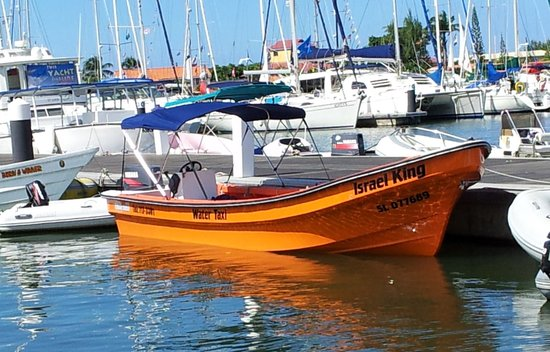 Israel King Water Taxi  Private Tours: The new Israel King boat!