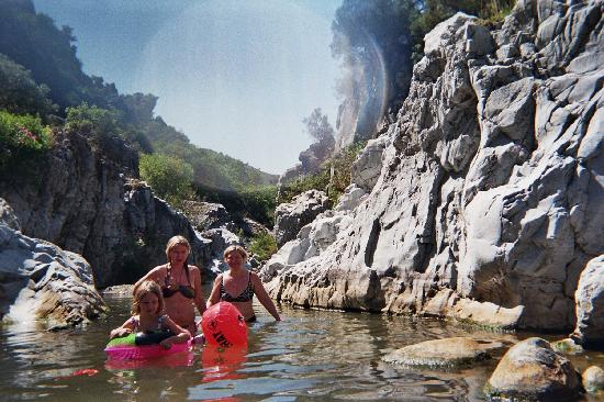 Adventure-Spain.com: На выходе из Каньона