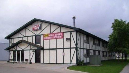 Select Inn Grafton: Exterior