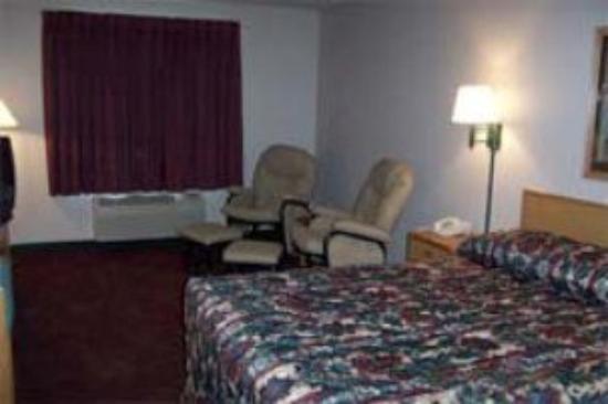 De Smet Super Deluxe Inn & Suites: King