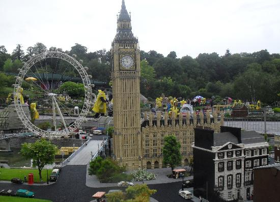 Legoland Windsor Resort: Big Ben