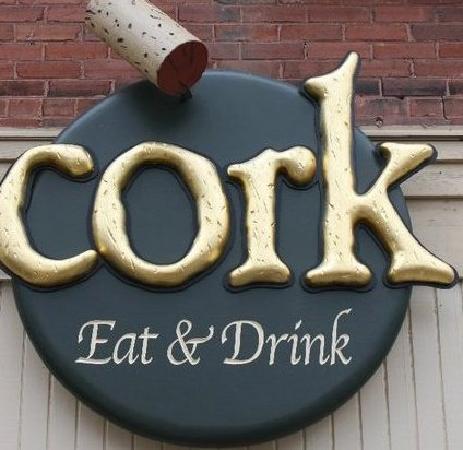 Cork Restaurant : Welcome!