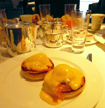 Photo of Italian Restaurant Cecconis at 5a Burlington Gardens, London W1S 3EP, United Kingdom