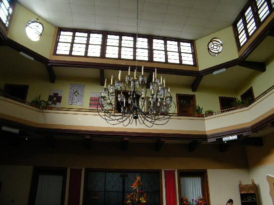 Pan American Hotel: etage