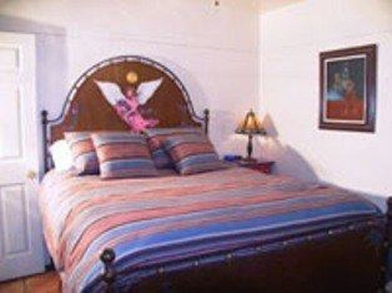Casas de Suenos Old Town Historic Inn: El Prado Bed Room