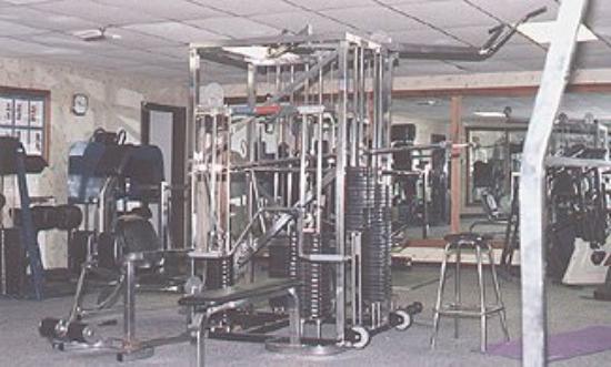 Shiretown Motor Inn: Fitnessroom