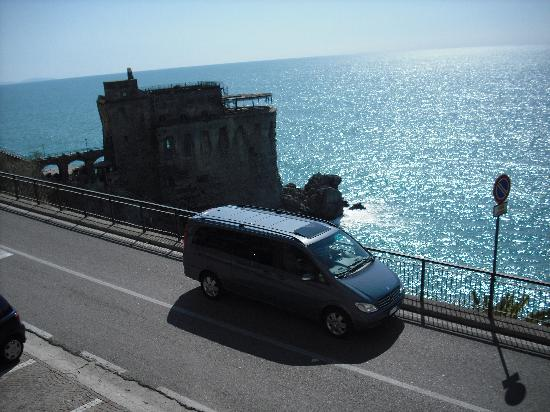 Barbaro Car Service Exclusive Transfers & Tours: viano amalfi coast maiori