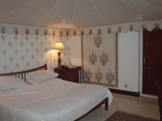 Samode Bagh: Room