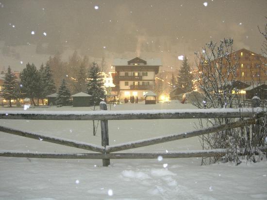 Hotel Mary dalla pista di sci di fondo