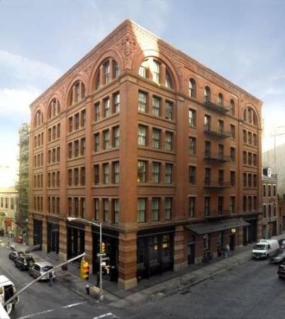 Photo of The Mercer Hotel New York City