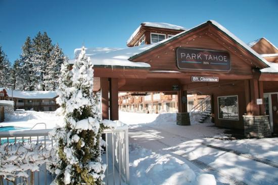 Hotel Becket: Winter in Tahoe!