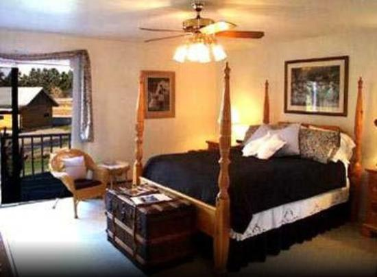 Bad Rock Bed and Breakfast: Guest Room