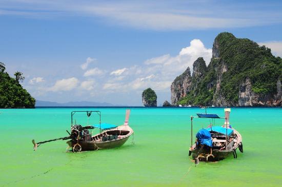 Cari Wisata Murah? Ya ke Bangkok