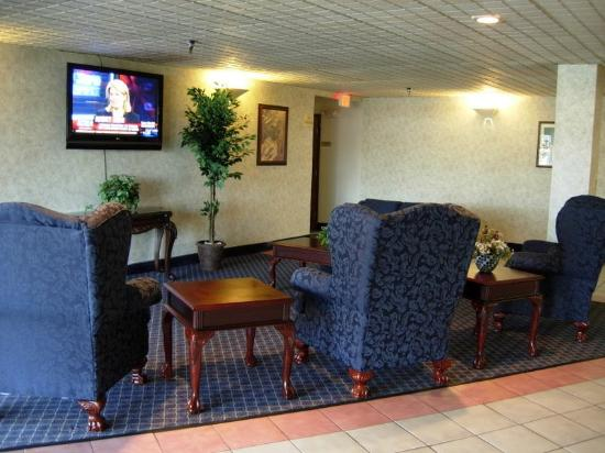 Days Inn Carlisle North: Lobby
