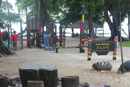 Pulau Ayer Resort & Cottages : Family PlayGround