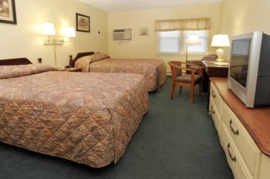 University Lodge in Amherst: Guest Rm