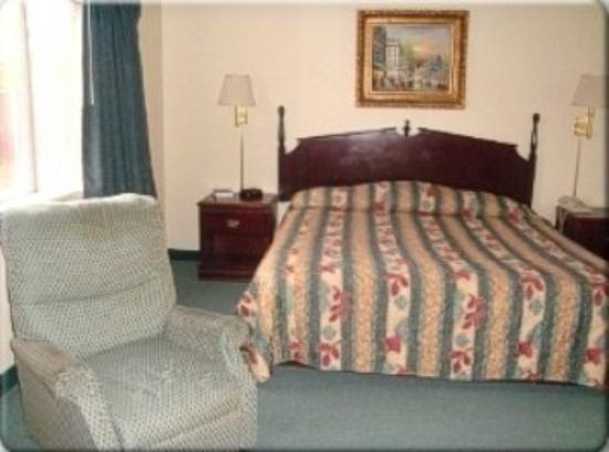 Lamar Inn & Suites: Guest Room