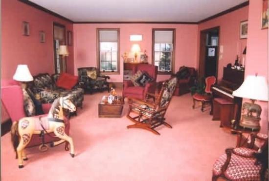 Hanover House Bed & Breakfast : Interior
