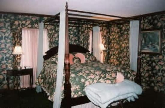 Hanover House Bed & Breakfast : Guest Room