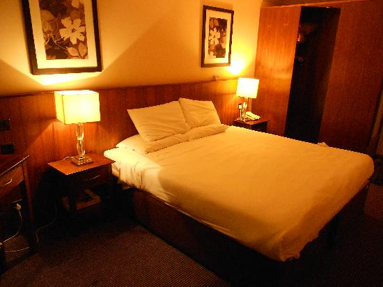 The Central Hotel: Double Room