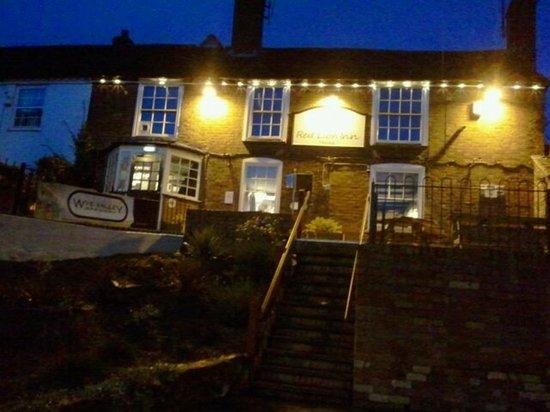 Powick, UK: The Red Lion Inn Powick