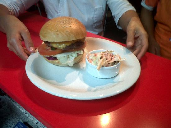"""Grill & Burger: My Grill and Burger!  The """"Winner""""."""