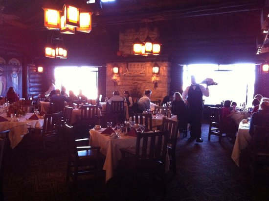 Breakfast Quesadilla Picture Of El Tovar Lodge Dining Room Grand Canyon Na