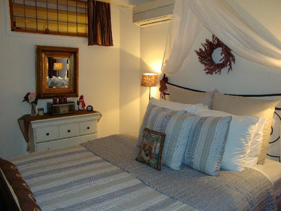 Boogaard's Bed and Breakfast: Bedroom