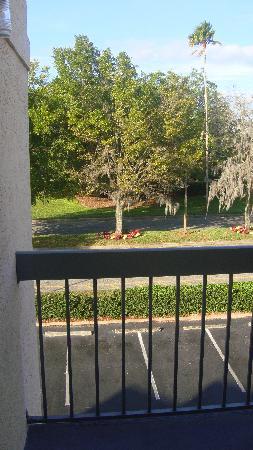 Baymont Inn & Suites Tampa Near Busch Gardens: view from 3rd floor room