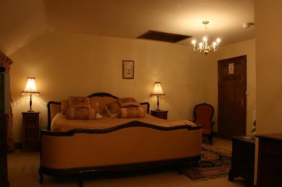 Tir Twyn Farm : lux suite