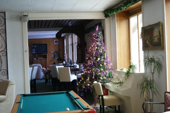 Hotel Glueck Auf: gezellig met Eric en Jan