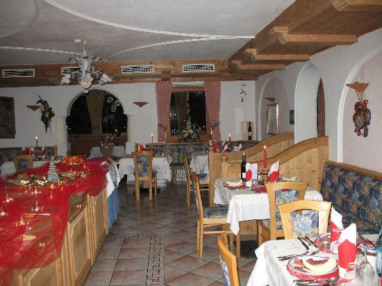 Hotel Ronce: La sala da pranzo