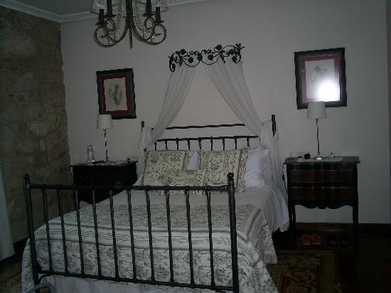 Hotel Rural Torre do Río: NUESTRA PRIMERA HABITACIÓN
