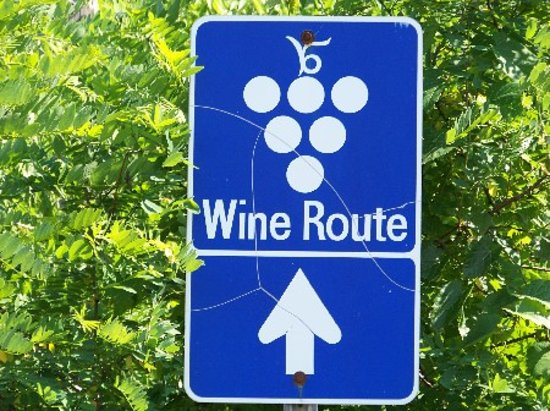 Niagara-on-the-Lake, Canada: Niagara Wine Route