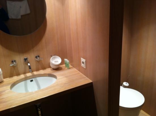 Hotel Grüner Baum: bathroom 1