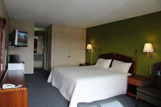 Regency Inn: King Bed Room