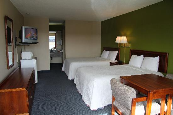 Regency Inn: Double Bed Room