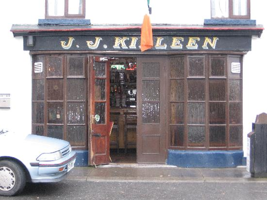 Killeens Pub: The front