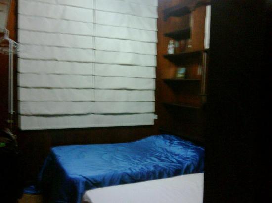 Hostel Villa Michelle: Cuarto muy reducido