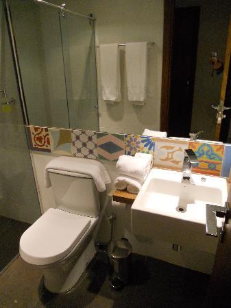 Quinta Azul Boutique Pousada: Bathroom