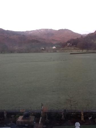 Raise View House: view from Helm Crag bedroom