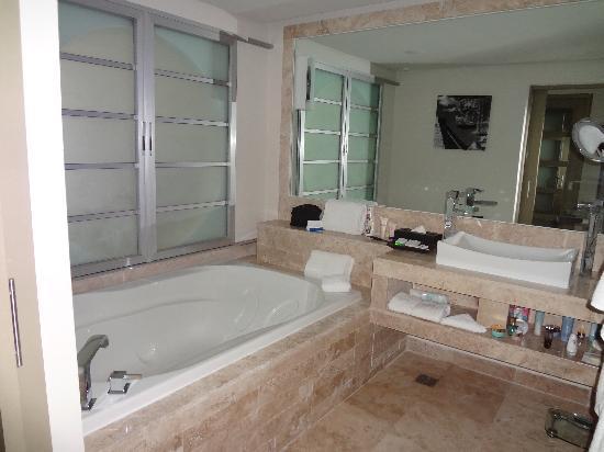 Paradisus Playa Del Carmen La Esmeralda: bathroom