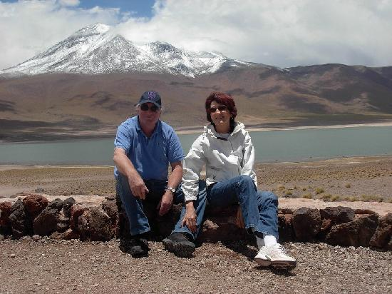 Awasi Atacama - Relais & Chateaux: miscanti et miniques