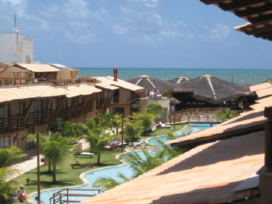 Praia Bonita Resort & Convention: view from apartment
