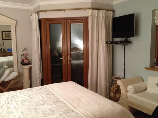 Hamble Retreat Boutique Bed & Breakfast: Egypt room