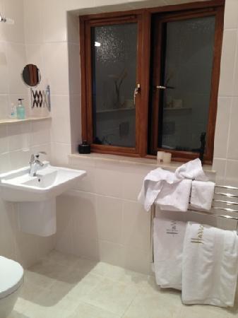 Hamble Retreat Boutique Bed & Breakfast: Egypt room bathroom