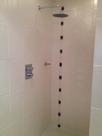 Hamble Retreat Boutique Bed & Breakfast: Egypt room bathroom shower