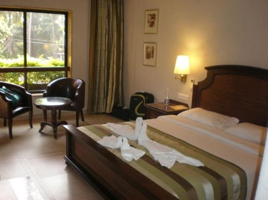 Neelam Hotels - The Glitz Goa: our hotel room