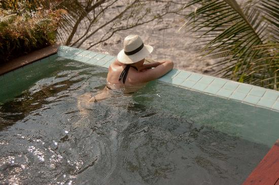 Tobia, Colombia: jacuzzi