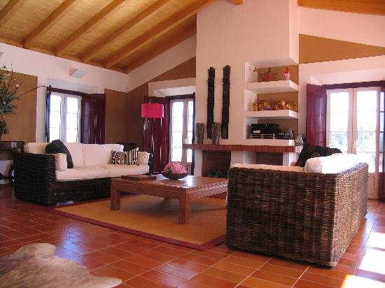 Naturarte Campo: The lounge